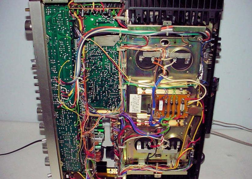 Vintage receivers - opinions? - Techtalk Speaker Building