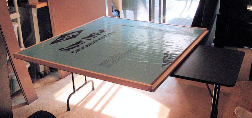 OT: DIY Ping-Pong Table? - Techtalk Speaker Building, Audio, Video ...