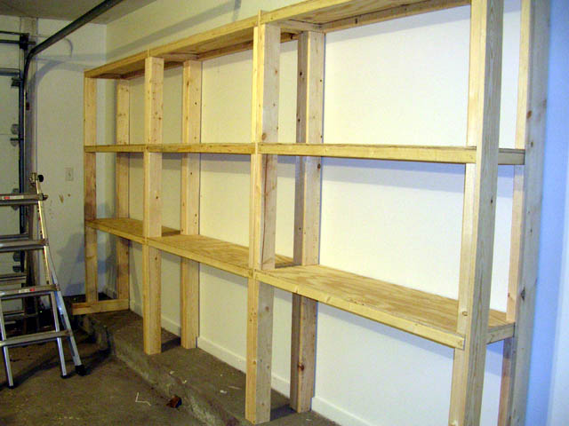 used store fixtures for garages idaho falls ideas - PDF DIY Utility Shelf Plans Download used woodworking
