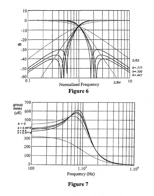 cauer    elliptic filter based crossover
