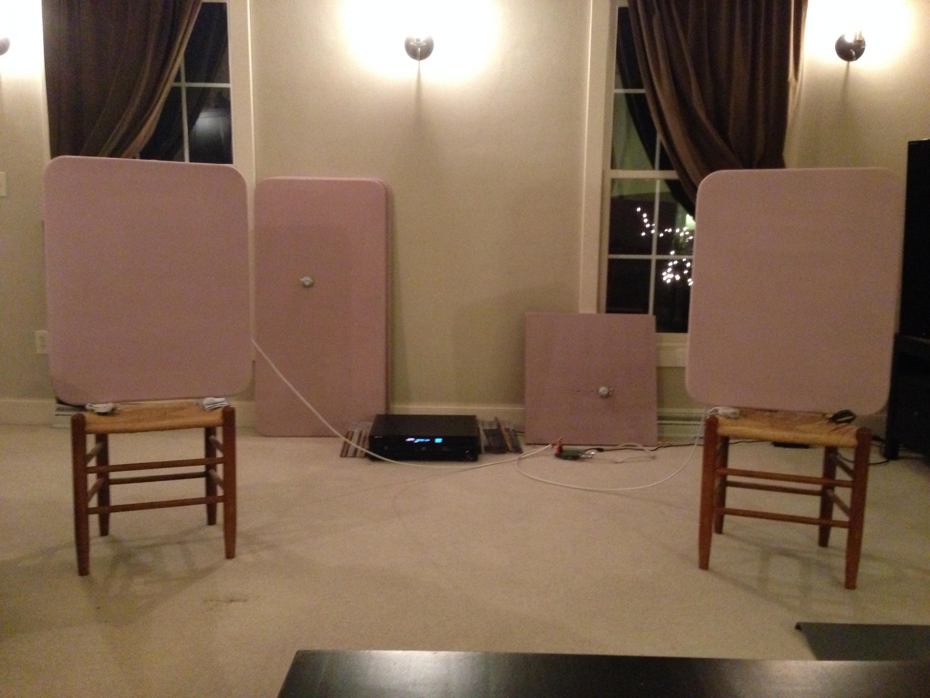 DIY Flat Panel Speaker Love - Techtalk Speaker Building