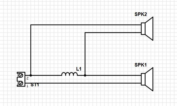 odd (to me) piezo tweeter wiring - techtalk speaker ... piezo tweeter wiring diagram 4 free download piezo pickup wiring diagram