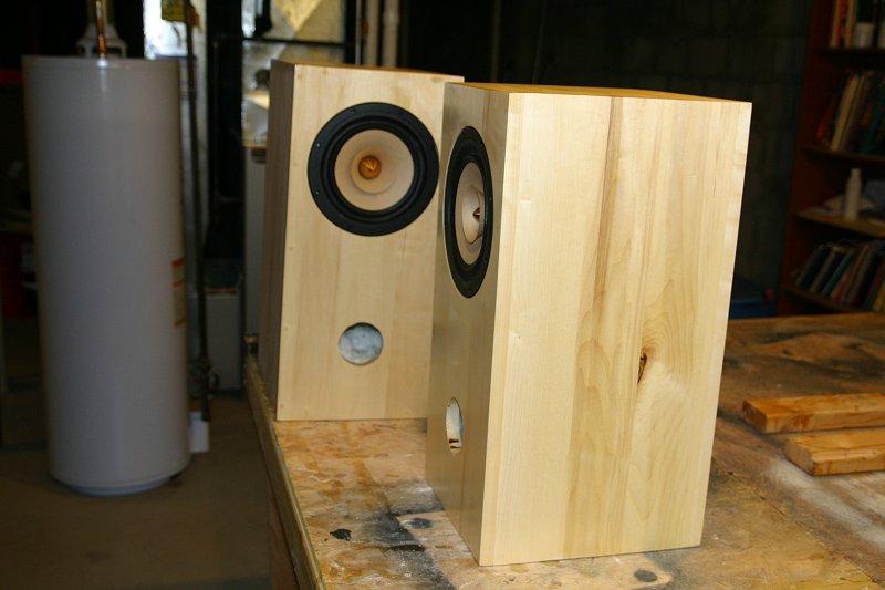 I M Loving My Tang Band W8 1772 Techtalk Speaker