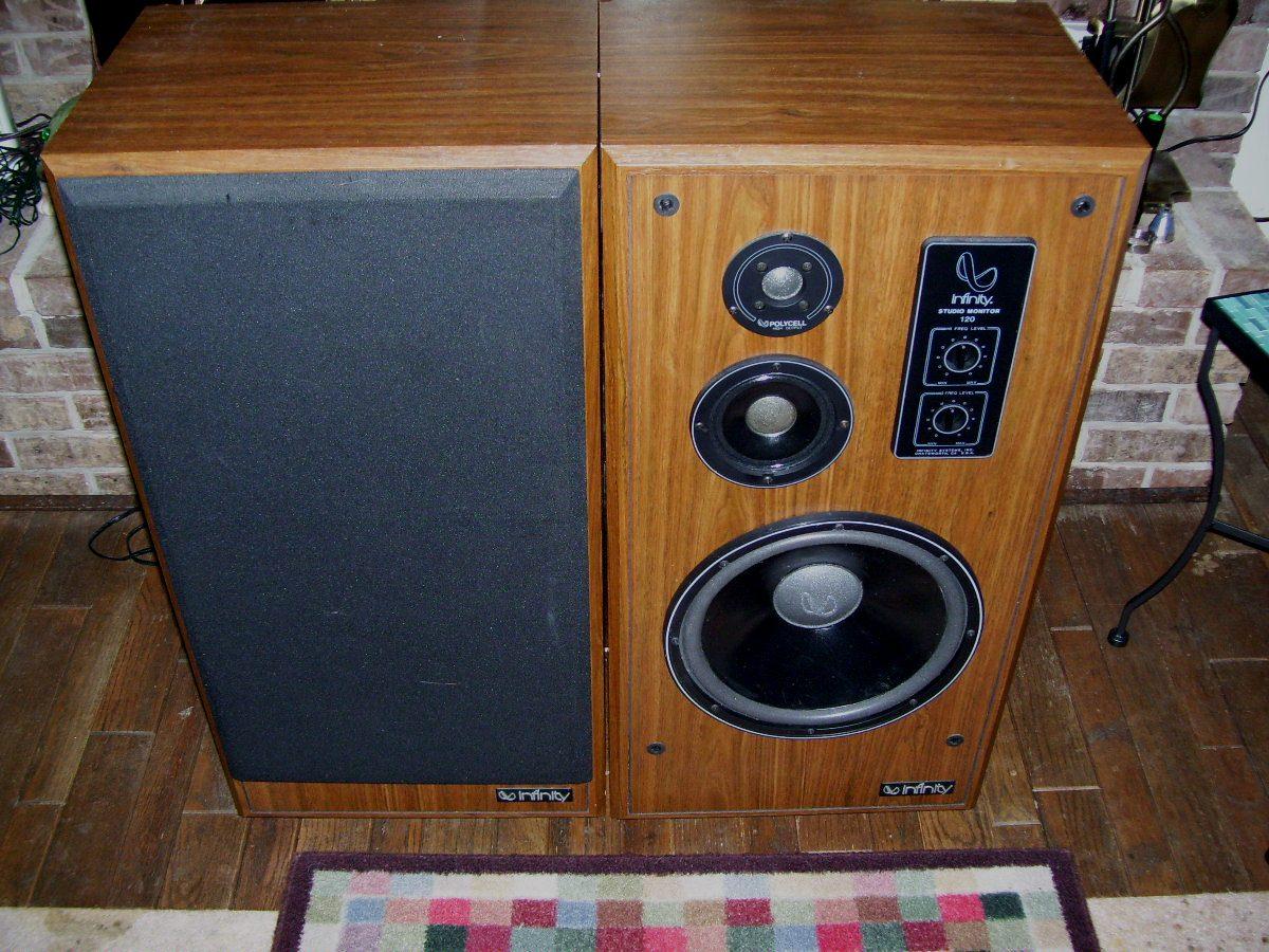 Fs infinity sm 120 studio monitor floor speakers for 12 floor speaker