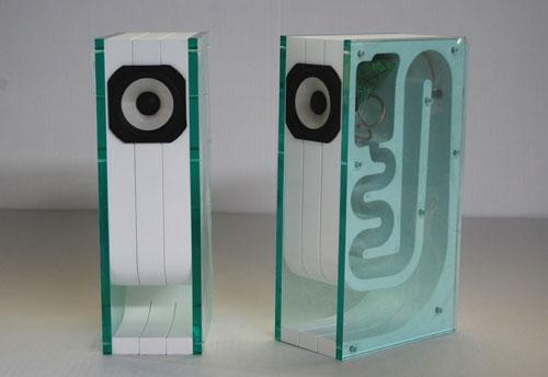 Cool Speaker Boxes building an enclosure out of acrylic? - techtalk speaker building