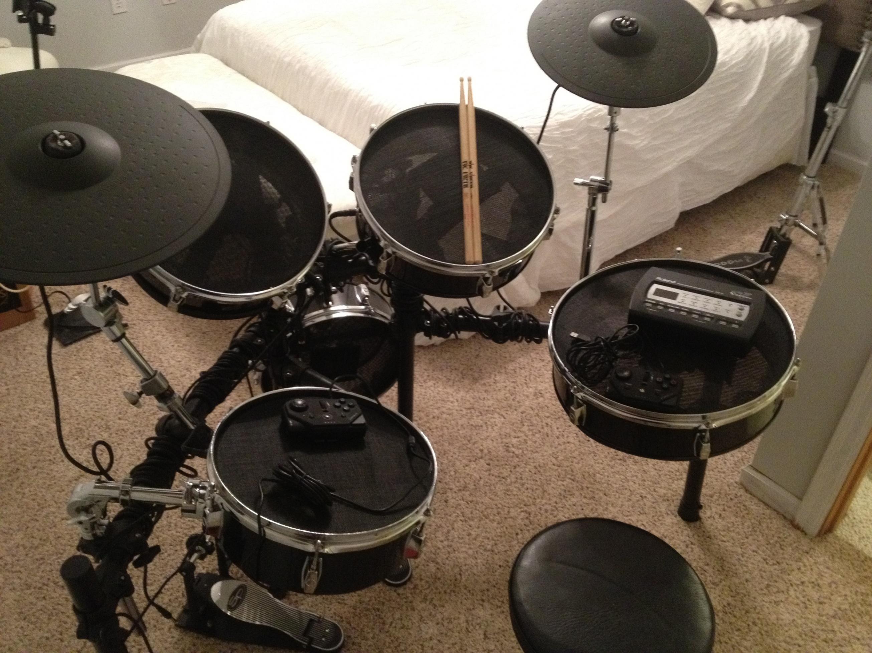 Diy Electronic Drum Set