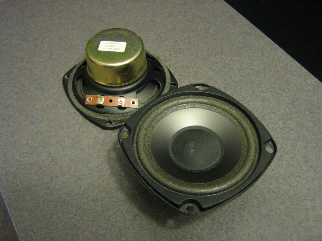 Sound Dynamics pull apart! - Techtalk Speaker Building, Audio, Video