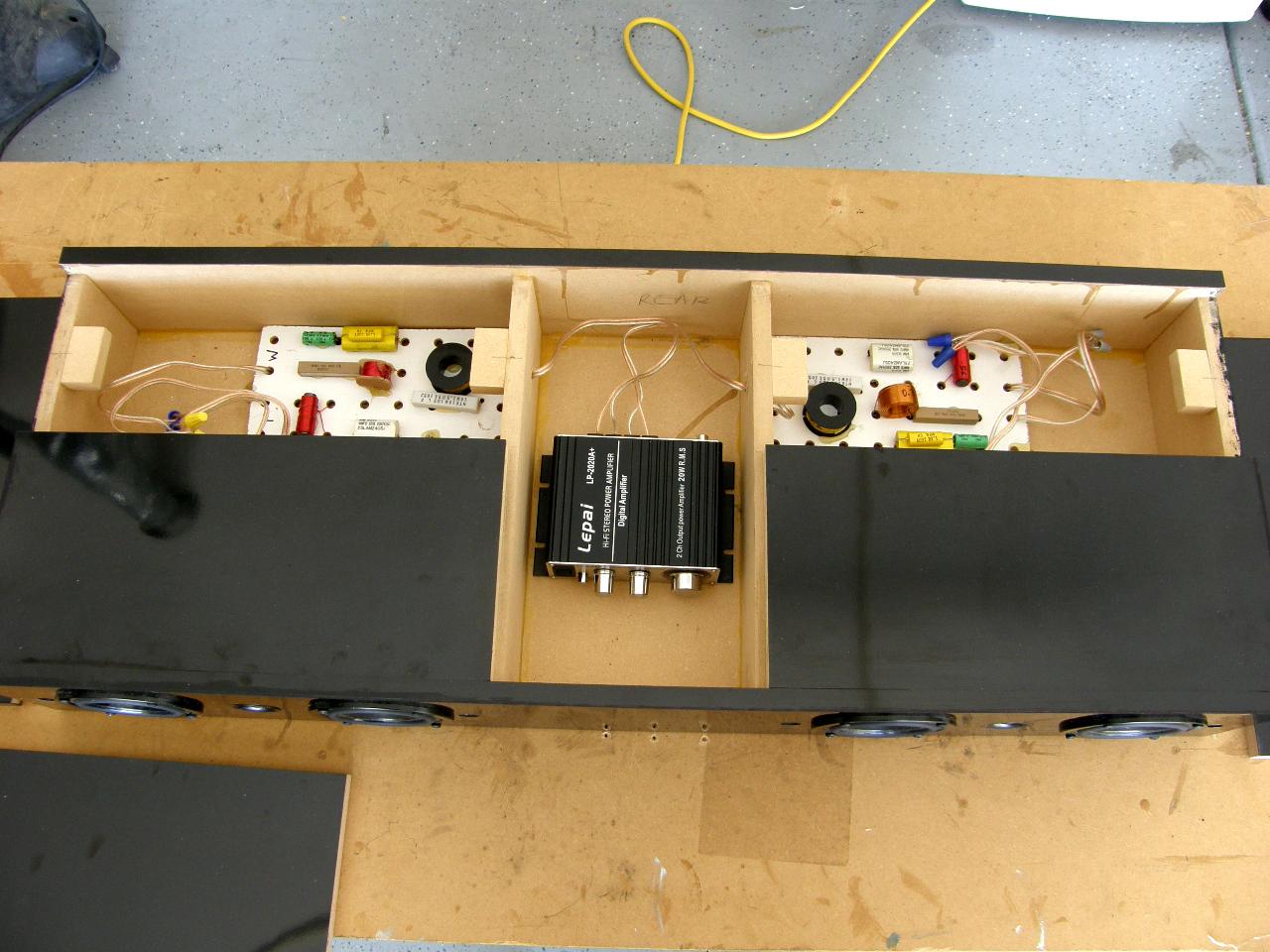 sonata soundbar project done techtalk speaker