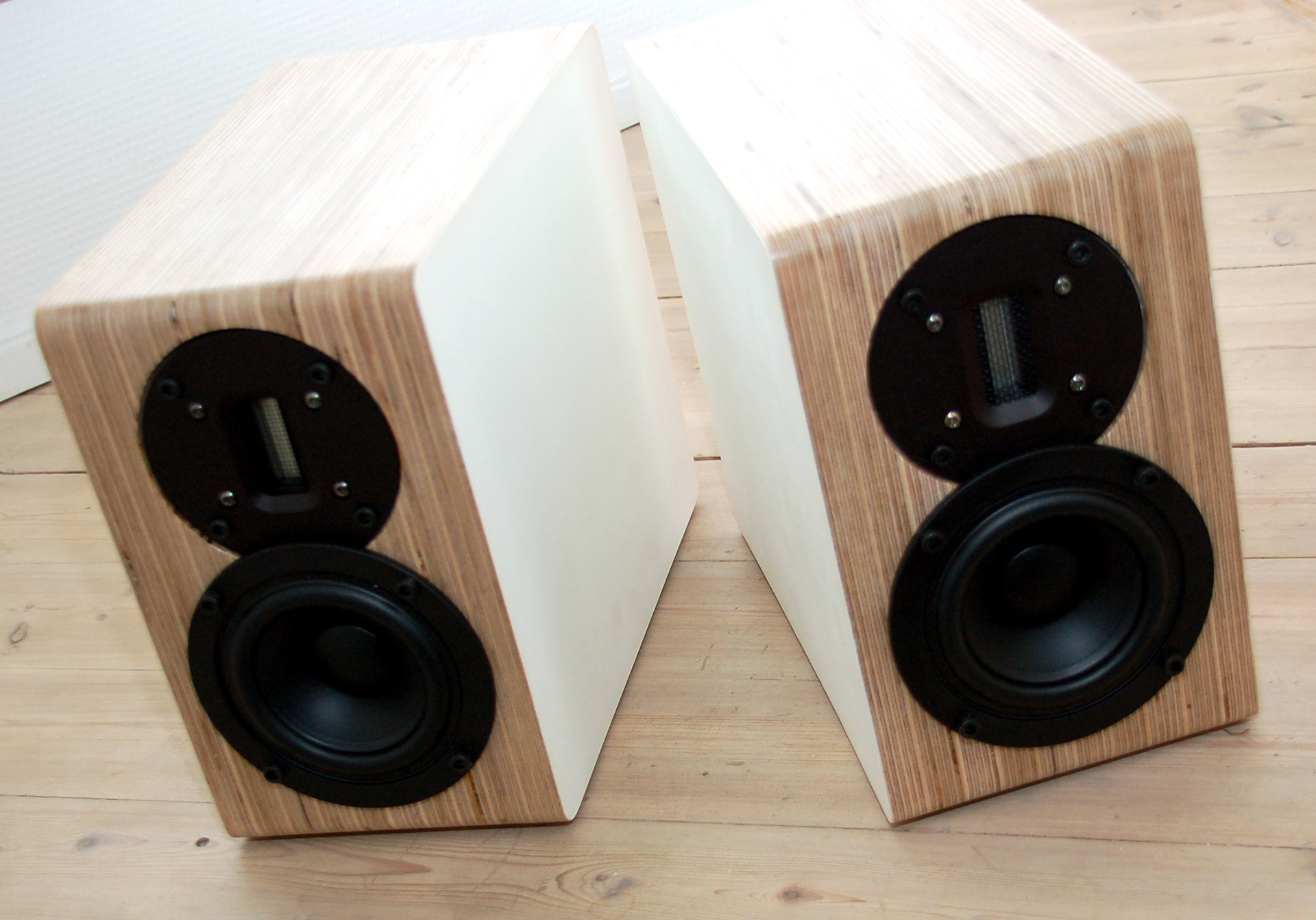 Finished my Speedsters. Finally. - Techtalk Speaker Building