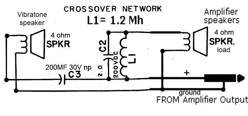 Fender Vibratone Crossover Help Techtalk Speaker