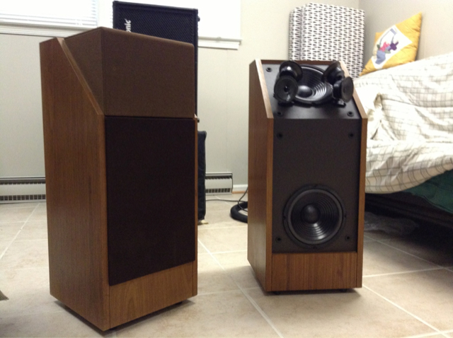 Serious upgrade to a pair of Bose 601 series 3's - Techtalk