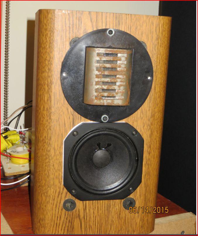advent jbl ess 3 way techtalk speaker building audio. Black Bedroom Furniture Sets. Home Design Ideas