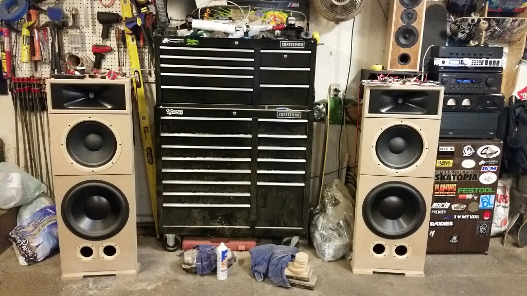 how to choose the right horn or waveguide for my home speakers techtalk speaker building. Black Bedroom Furniture Sets. Home Design Ideas